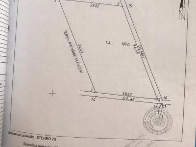 Teren 5000 mp, BRAGADIRU - toate utilitatile INCLUSE