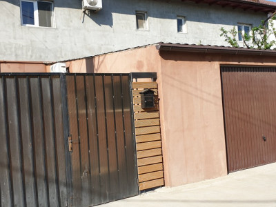 Duplex cu 3 dormitoare, 2 bai, teren liber 150 mp, semi-mobilat / merita vazut