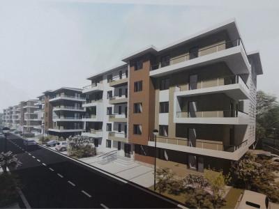 Apartament cu 2 camere in bloc nou/ lift/ toate utilitatile