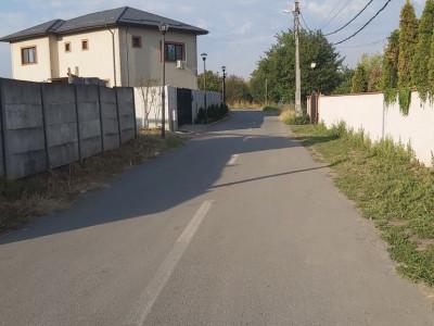 Teren pentru constructie in orasul Bragadiru