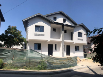 Duplex de lux in cartier rezidential/ teren 225 mp