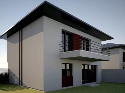 Single cu 3 dormitoare, cartier cu circuit inchis