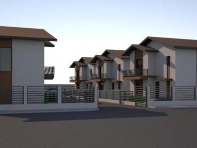 Casa single, 4 camere, teren 260mp, p+1+pod , Bragadiru