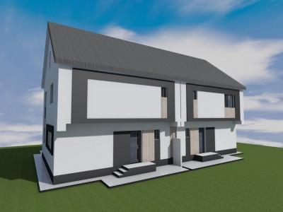 Duplex cu mansarda locuibila-Plevnei, 4 camere generoase si curte