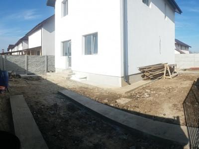 Magurele, Varteju, Casa single P+1E, 5 camere, dormitor la parter
