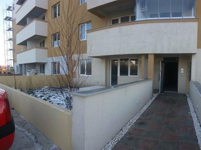 Apartament 2 camere, sos. bucuresti-magurele, curte 50mp, dua locuri de parcare