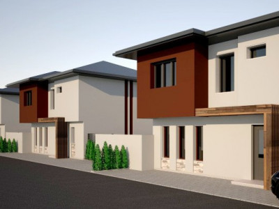 Casa individuala, cu multiple spatii de depozitare/ SU 120MP