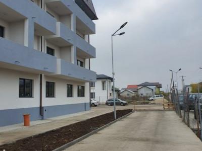 Apartament cu 2 camere, etajul 4, bloc 2020