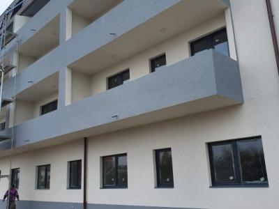 Apartament cu 2 camere, open space, etaj 4, predare la cheie