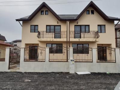 Casa tip duplex, in constructie/ teren 250mp