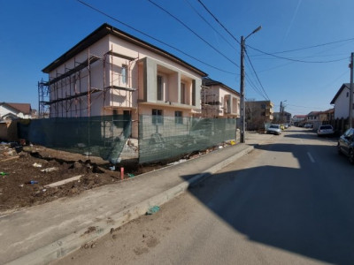 Casa tip duplex, mansarda este open space, SU de 167 mp