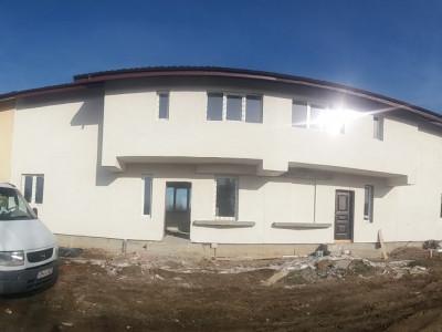 Casa 4 camere, la intrarea in parcul Bragadiru, teren 300mp