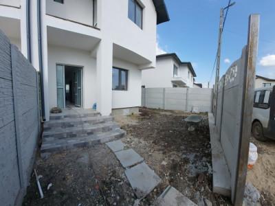 Mansarda la cheie, scara betonata, casa-4 camere, 200 mp teren