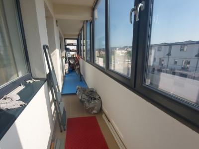 Apartament generos,3 camere/ STB la scara