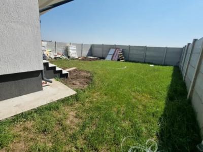 Casa single, teren generos-250 mp, 4 camere, finisaje pe alese