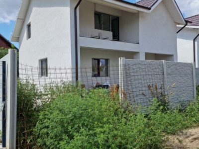 Casa individuala 5 camere  P+M in curs de finalizare Magurele