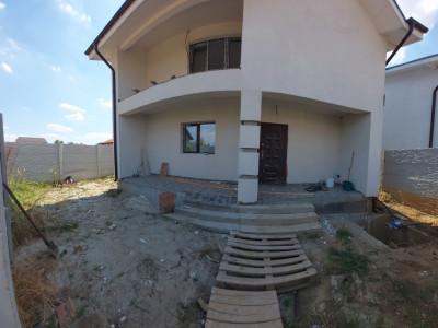 Magurele-Varteju, Casa individuala 4 camere, Parter cu Mansarda