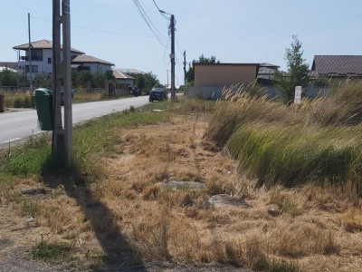 Loturi teren, de la 300 mp, Bragadiru, strada Topaz