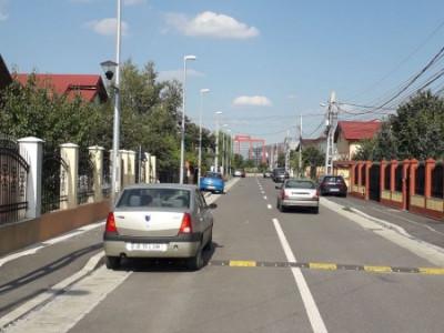 Teren stradal, in cartier de lux - Bragadiru