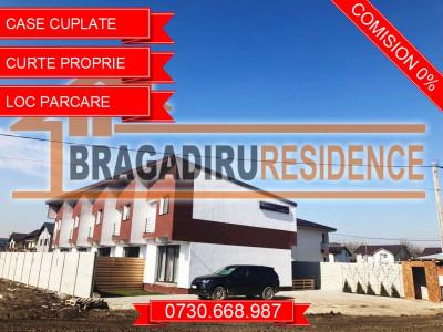 Vile insiruite Bragadiru - zona Leroy Merlin, cu rate la dezvoltator