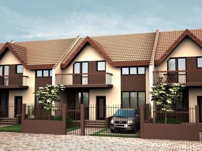 Proiect casa 3 dormitoare, 65.000 euro clasa lux