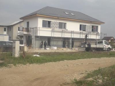 Duplex 4 camere - Bragadiru, zona Safirului, finisaje la alegere