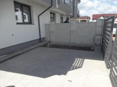 Finisata, casa 4 camere, modul lateral, stradal - Bragadiru