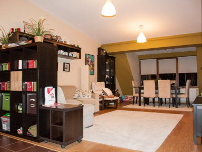 Zona Bulgaru, Bragadiru - Apartament 3 camere mobilat si utilat 75mp