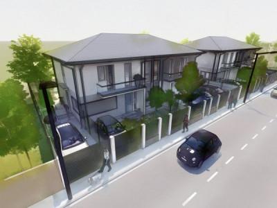 Apartament in vila P+1E - 2 camere si curte proprie, finisaje personalizate