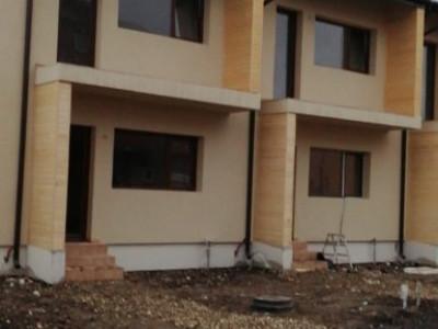 Casa 3 camere si pod, finisaje la alegere, complex case insiruite
